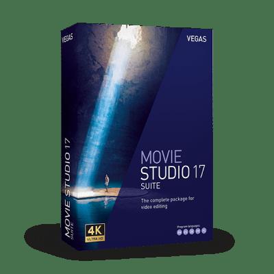 VEGAS Movie Studio Suite